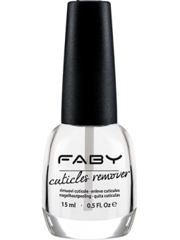 Faby Nails Cuticules Remover